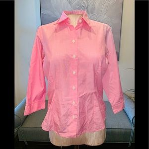 Thomas Pink Shirt in Pink Size 8